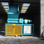 Ulster Engineering U45 Twin Shaft Shredder