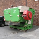 S4R (Vecoplan) SR2500 Single Shaft Shredder