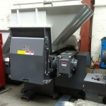 GXS4080 Single Shaft Shredder
