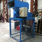 7.5kW Twin Shaft Shredder