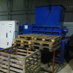 Ulster U100 Twin Shaft (Dual) Shredder