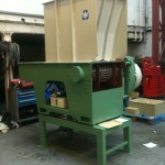 Dragon D80 Single Shaft Shredder