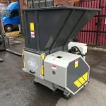 V500 Single Shaft Shredder